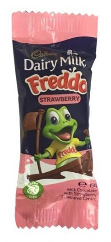 Cadbury Freddo - Strawberry (15g) ( Australia )